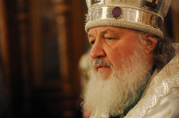 Патриарх Кирилл: В России всегда будут помнить Шимона Переса