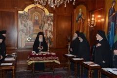 Константинопольская Церковь избрала новый состав Священного Синода