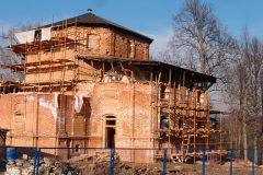 Под Москвой восстановят церковь, в которой венчался Блок