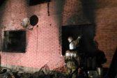 В Омской области четверо приемных детей погибли во время пожара