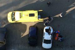 В Новосибирске подросток выжил после падения с 23 этажа