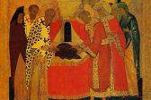 Церковь вспоминает Положение честного пояса Пресвятой Богородицы