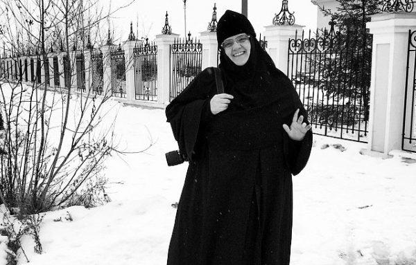 Инокиня Евгения: Я не чья-то, я Божья