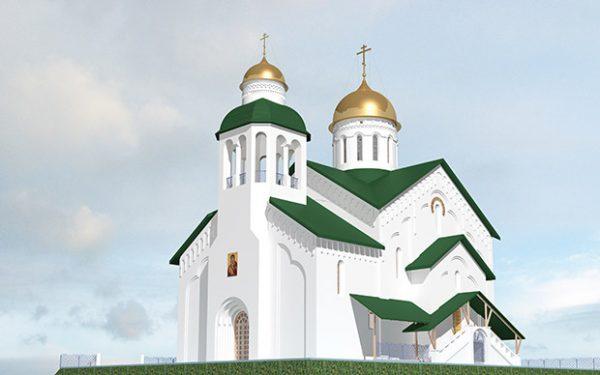 В центре Красноярска построят старообрядческий храм