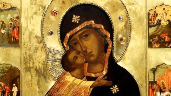 Церковь празднует Сретение Владимирской иконы Пресвятой Богородицы