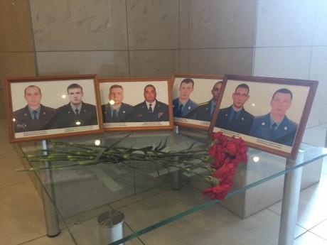 МЧС о погибших коллегах: Они остались верны долгу, не покинув опасную зону