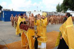 Православные прошли крестным ходом вокруг авиабазы Хмеймим