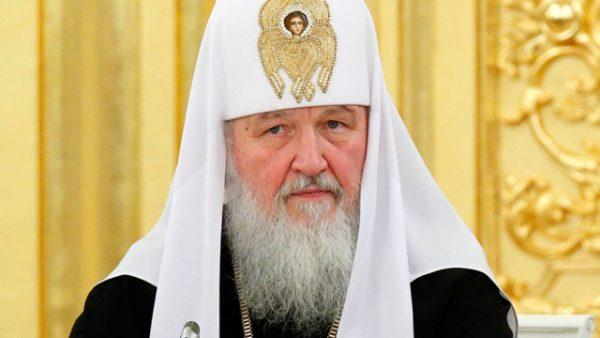 Патриарх Кирилл призвал отказаться от чрезмерного употребления алкоголя
