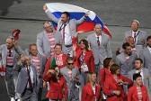 Белоруса лишили аккредитации за российский флаг на Паралимпиаде