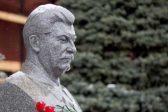 В Сургуте установили памятник Сталину