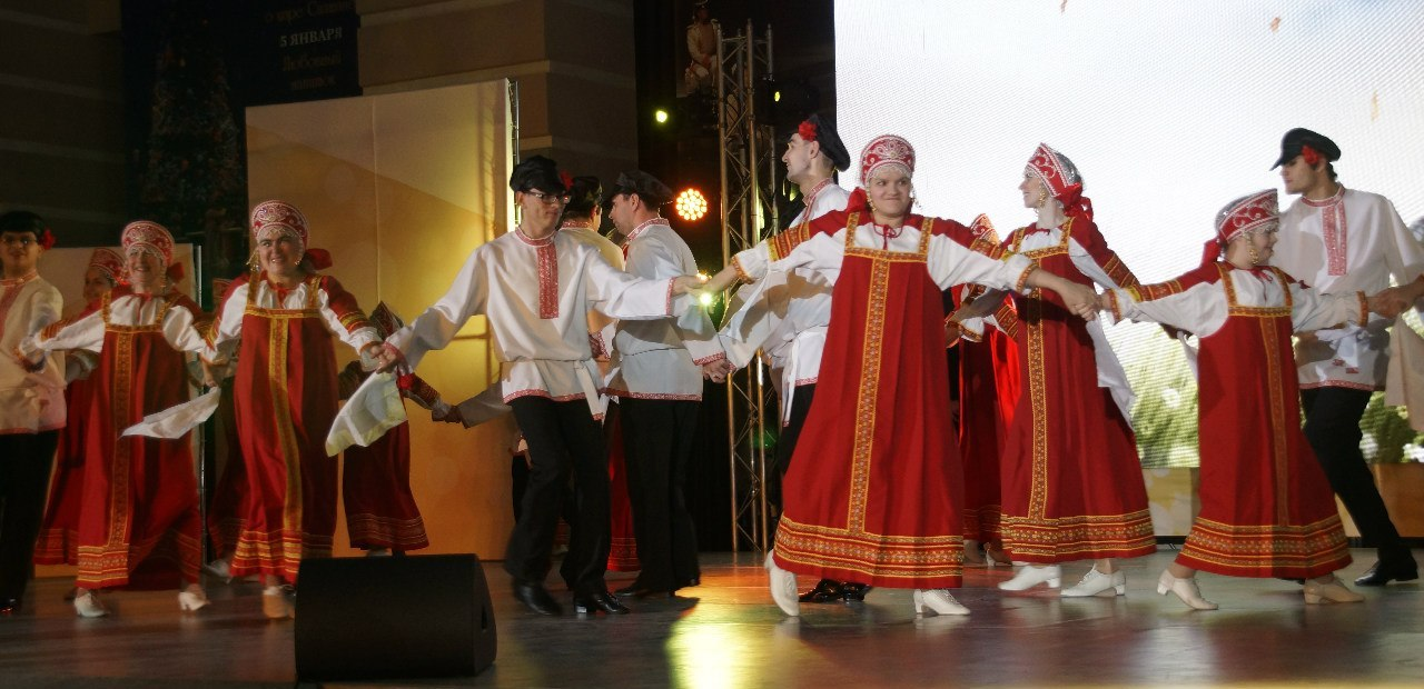 Фестиваль 2013. Фото: vk.com/inclusive_dance