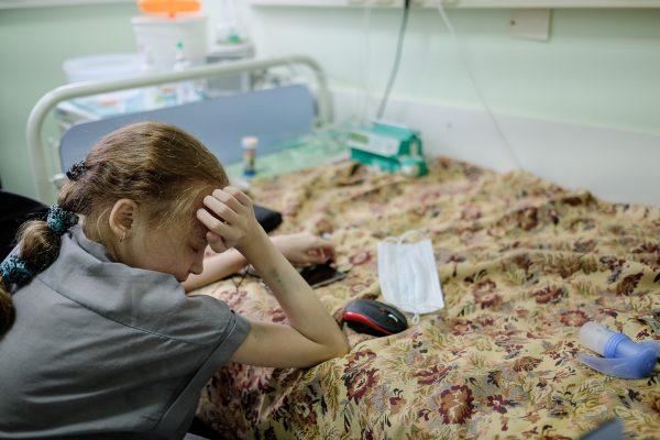 """После трансплантации Катя просыпалась и кричала: """"Я сейчас умру!"""""""