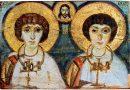 Церковь вспоминает святых мучеников Сергия и Вакха