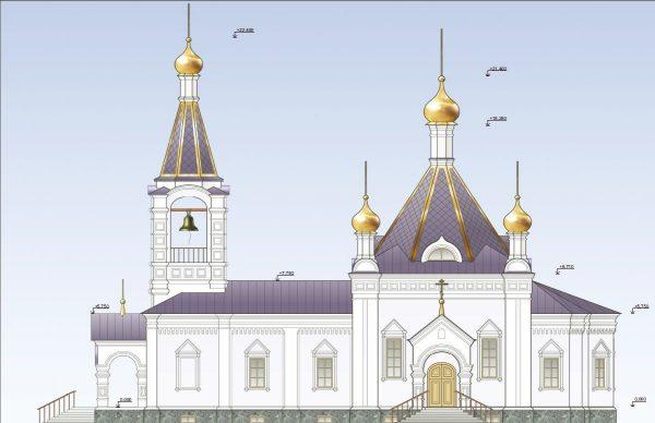 В Останкино начали строить православный комплекс с Храмом княгини Ольги