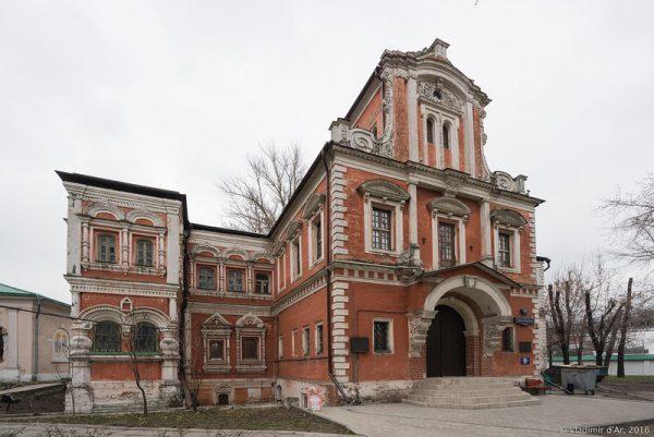 В Церкви прокомментировали новость о передаче Палат Аверкия Кириллова
