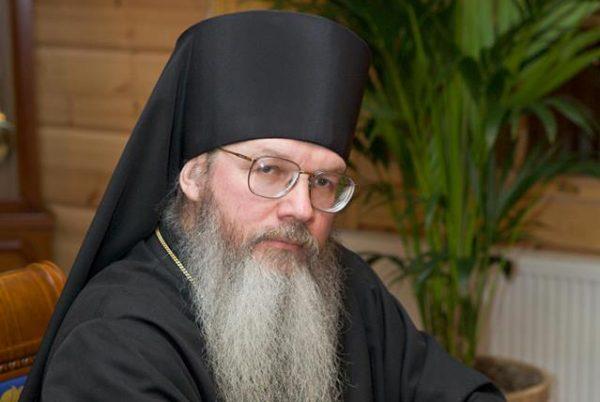 Епископ Панкратий: Я не могу исправить все монастыри православного мира