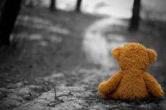 На Кубани ночью нашли двух брошенных малолетних детей