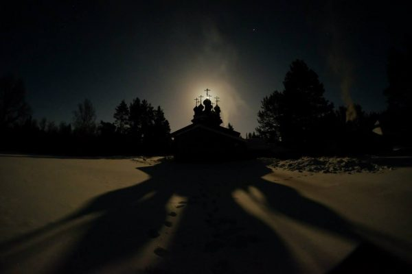 Богородице-Сергиева пустынь. Facebook/Диодор Ларионов