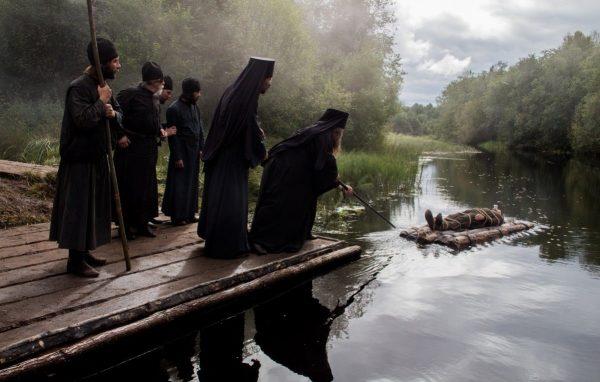 """Кадр из фильма """"Монах и бес"""""""