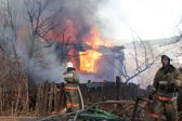 Десятилетний школьник спас годовалую сестру во время пожара
