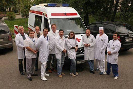 Главврач больницы Пирогова объяснил, что произошло с выездными хирургами