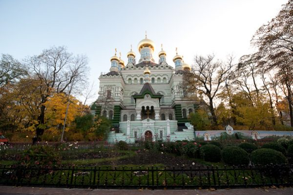 Никольский собор Покровского монастыря. http://mapia.ua