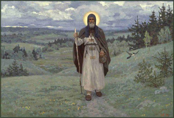 Церковь чтит память преподобного Сергия Радонежского