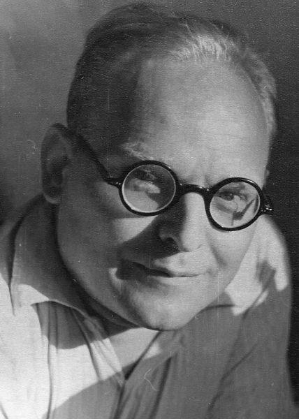 1960 г. Гагра. Евгений Фейерабенд
