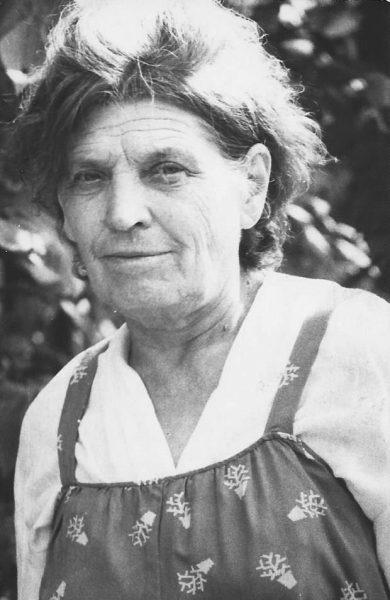 1967 г. Матрена Фейерабенд