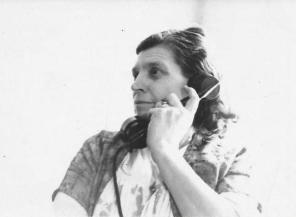 1969 г. Матрёна Ивановна Фейерабенд