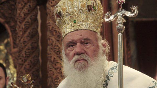 Архиепископ Иероним: Правительство Греции не может отделить Церковь от народа