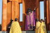 В Сургуте освятили фундамент первой армянской церкви за Уралом