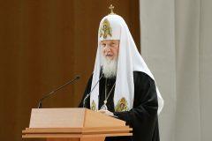 Патриарх: Мы должны закрыть тему войн вокруг исторических личностей