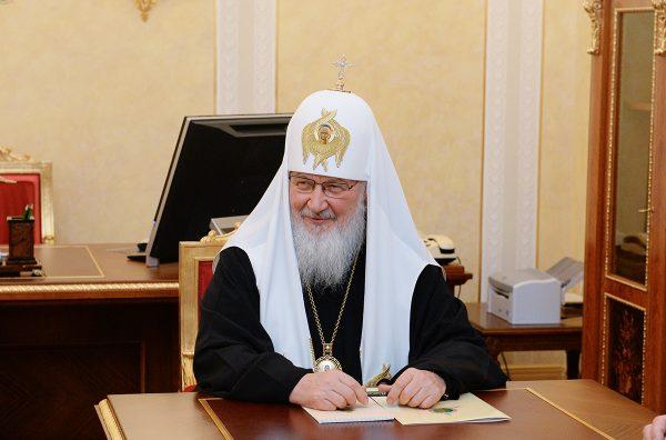 Вышла книга «Говорить Божию Правду. Патриарх Кирилл о медиа»