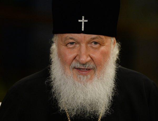 Патриарх Кирилл призвал православные СМИ писать не только о Церкви