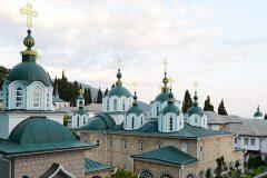 В Русском Пантелеимоновом монастыре на Афоне избрали нового игумена