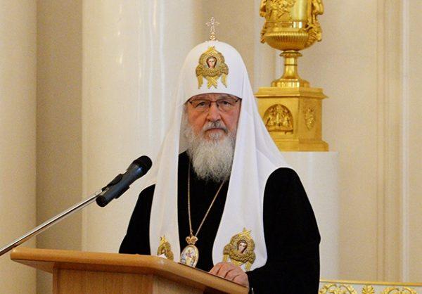 Патриарх Кирилл: В борьбе с терроризмом поможет проповедь мира и добрососедства