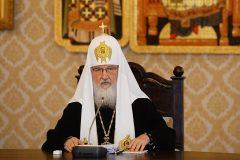 Патриарх Кирилл надеется на сотрудничество с Володиным и Кириенко