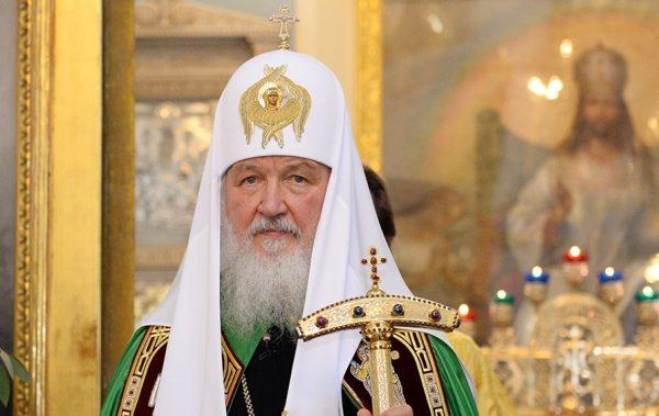 Патриарх Кирилл встретится с королевой Великобритании Елизаветой II