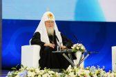 Патриарх Кирилл: Постхристианство – результат потребительской психологии