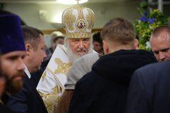 Патриарх Кирилл: Пребывание за рубежом должно укреплять православных в вере