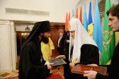 Состоялось наречение архимандрита Петра (Дмитриева) во епископа Луховицкого