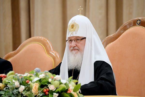 Патриарх: Можно не соглашаться с человеком, но нельзя заражаться злобой