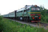 В Кузбассе машинист тепловоза спас замерзавшего на путях пенсионера