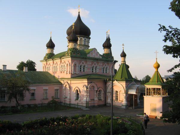Киевский Покровский монастырь