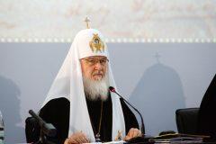 Патриарх Кирилл: В информационной сфере важно уметь отделять «сигналы» от «шумов»