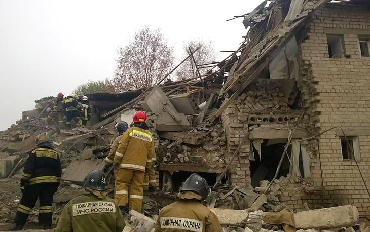 Пресс-служба ГУ МЧС по Ивановской области/ТАСС