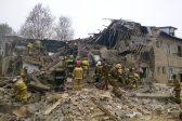 Следователи возбудили дело о гибели людей при обрушении дома