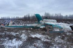 При крушении вертолета на Ямале погибли 19 человек