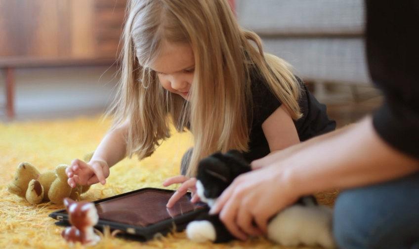 Топ-10 мобильных приложений для детей